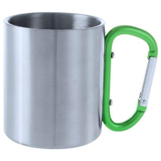 Tazze personalizzabili in metallo BASTIC - 200 ml - 4