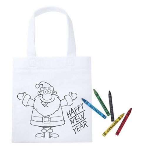 Shopper da colorare WISTICK - 1