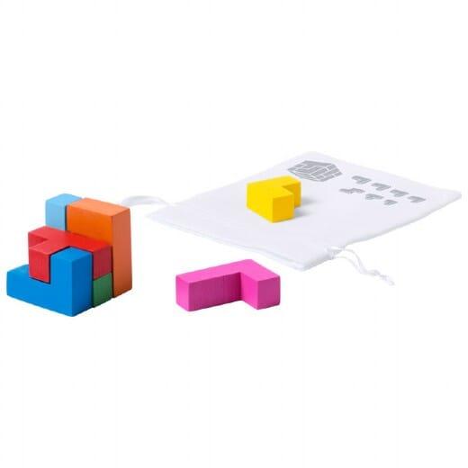 Cubo puzzle JETEX - 1
