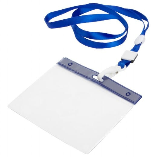 Lanyard Porta Badge MAES - 5
