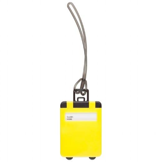 Etichette bagaglio personalizzate GLASGOW - 2