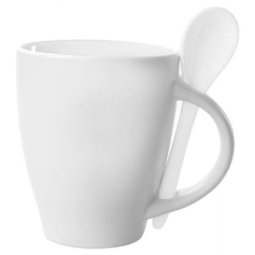 Tazza con cucchiaio SPOON - 300 ml - 1