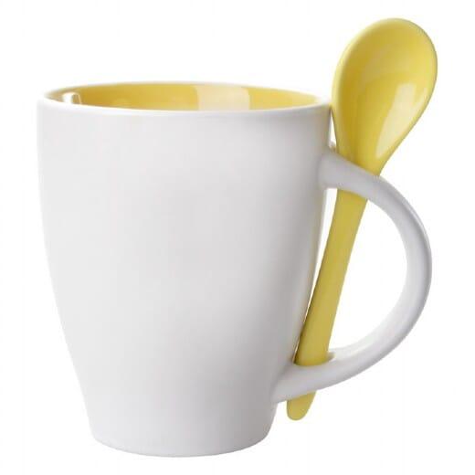 Tazza con cucchiaio SPOON - 300 ml - 2