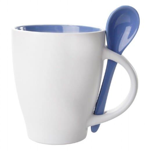 Tazza con cucchiaio SPOON - 300 ml - 4