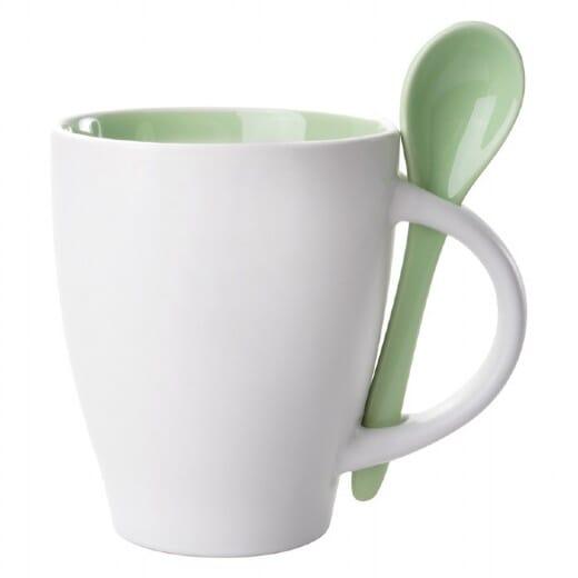 Tazza con cucchiaio SPOON - 300 ml - 5