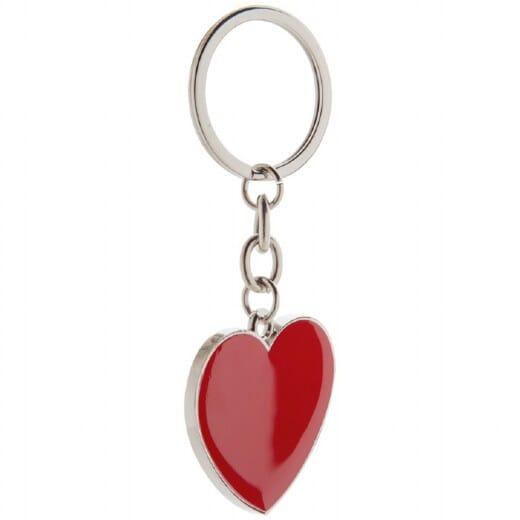 Portachiavi personalizzati cuore Valentine - 1