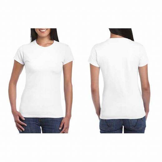 Tshirt da donna Gildan Soft-Style Lady - 1