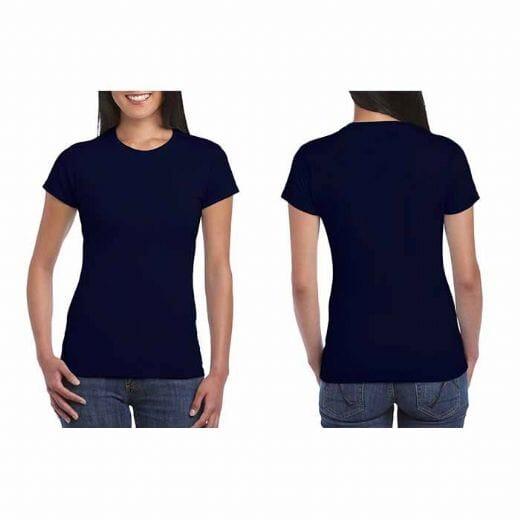 Tshirt da donna Gildan Soft-Style Lady - 9