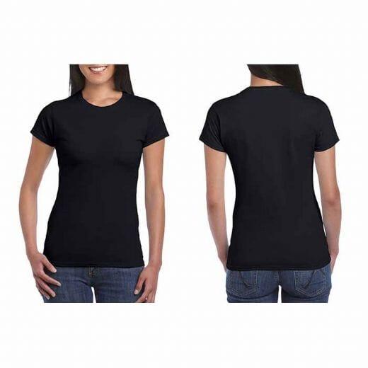 Tshirt da donna Gildan Soft-Style Lady - 17