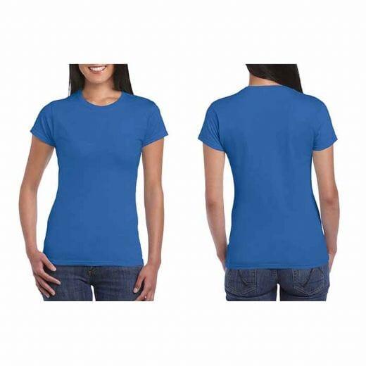 Tshirt da donna Gildan Soft-Style Lady - 25