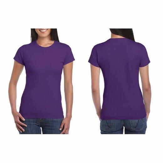 Tshirt da donna Gildan Soft-Style Lady - 21