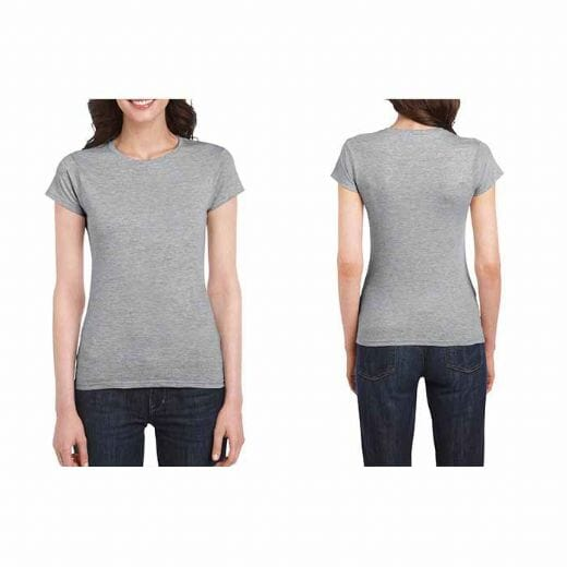 Tshirt da donna Gildan Soft-Style Lady - 29