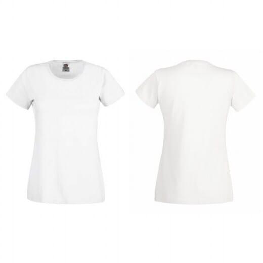 T-shirt Fruit Of The Loom Ladies ORIGINAL T - 1
