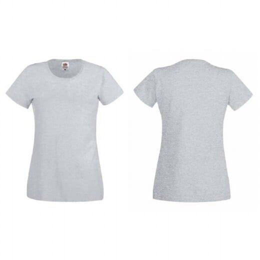 T-shirt Fruit Of The Loom Ladies ORIGINAL T - 25