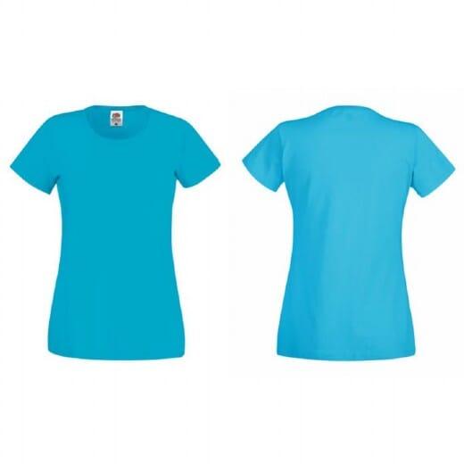 T-shirt Fruit Of The Loom Ladies ORIGINAL T - 13