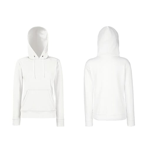 Felpe da donna Fruit Of The Loom Classic Hooded - 1