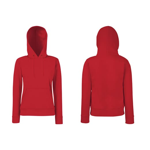 Felpe da donna Fruit Of The Loom Classic Hooded - 6