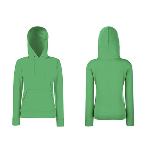 Felpe da donna Fruit Of The Loom Classic Hooded - 16