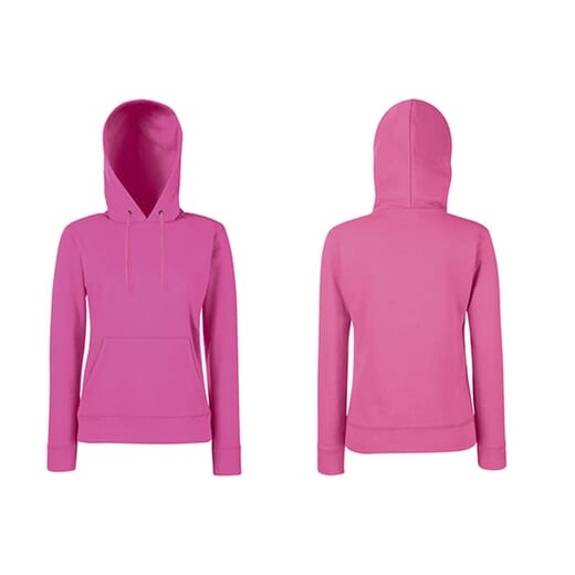 Felpe da donna Fruit Of The Loom Classic Hooded - 31