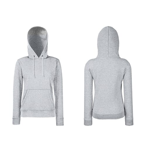 Felpe da donna Fruit Of The Loom Classic Hooded - 36