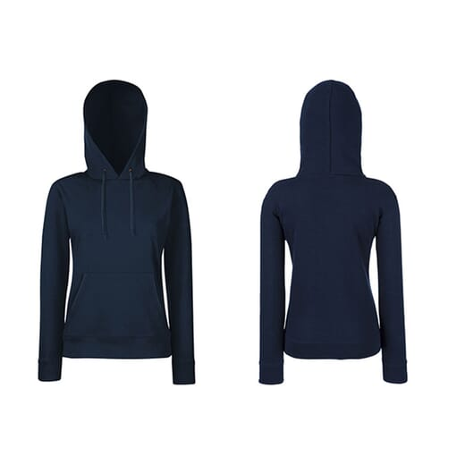 Felpe da donna Fruit Of The Loom Classic Hooded - 11