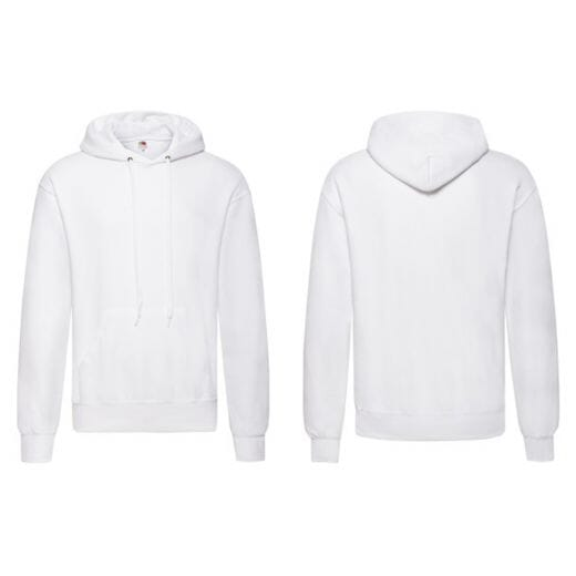 Felpe con cappuccio Fruit Of The Loom Classic Hooded - 1