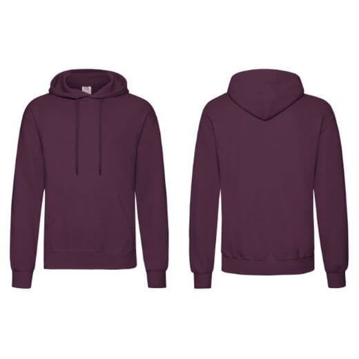 Felpe con cappuccio Fruit Of The Loom Classic Hooded - 36