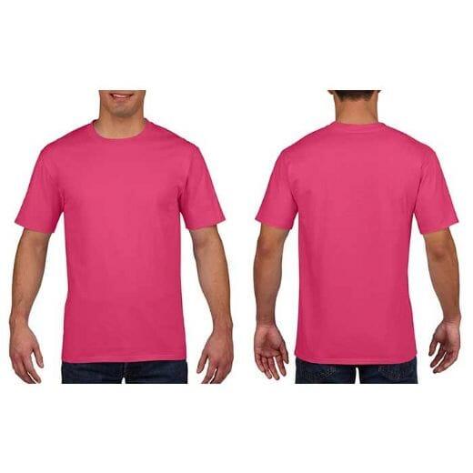 T-shirt Gildan PREMIUM COTTON - uomo - 51