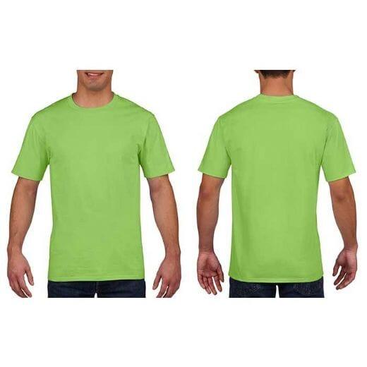 T-shirt Gildan PREMIUM COTTON - uomo - 71