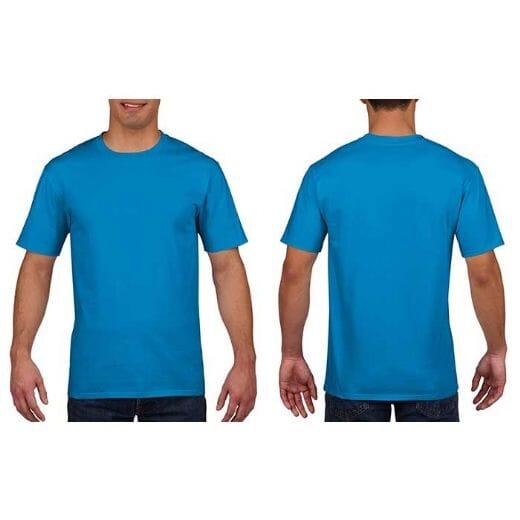 T-shirt Gildan PREMIUM COTTON - uomo - 56
