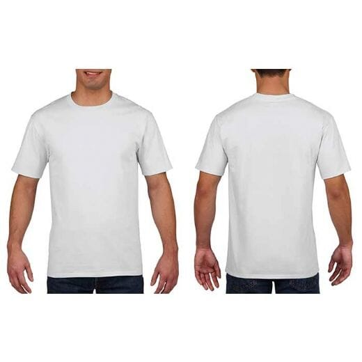 T-shirt Gildan PREMIUM COTTON - uomo - 6