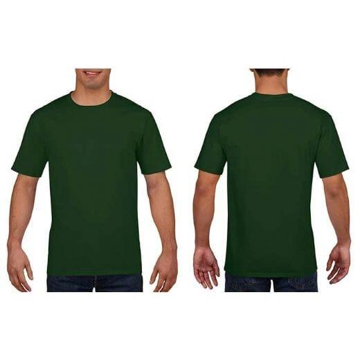 T-shirt Gildan PREMIUM COTTON - uomo - 1