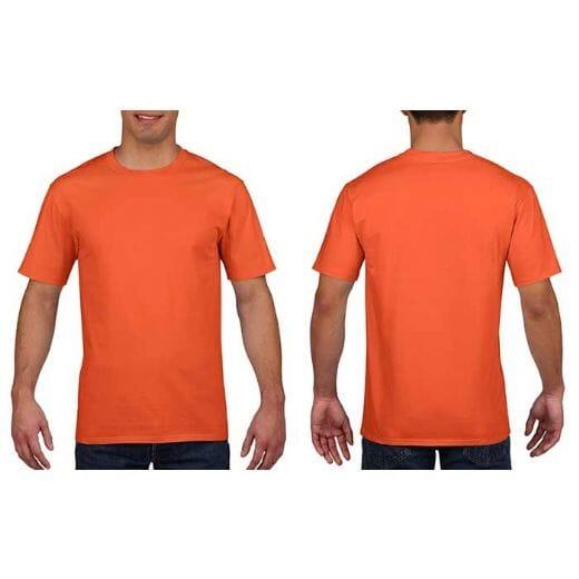 T-shirt Gildan PREMIUM COTTON - uomo - 16