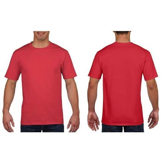 T-shirt Gildan PREMIUM COTTON - uomo - 21