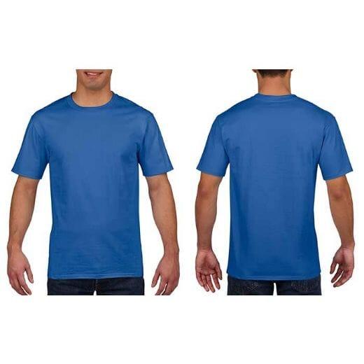 T-shirt Gildan PREMIUM COTTON - uomo - 26