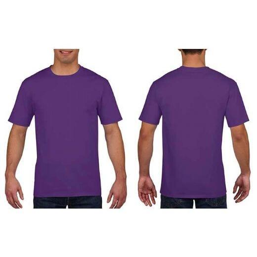 T-shirt Gildan PREMIUM COTTON - uomo - 46