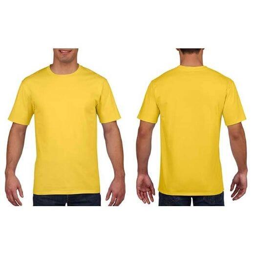 T-shirt Gildan PREMIUM COTTON - uomo - 11