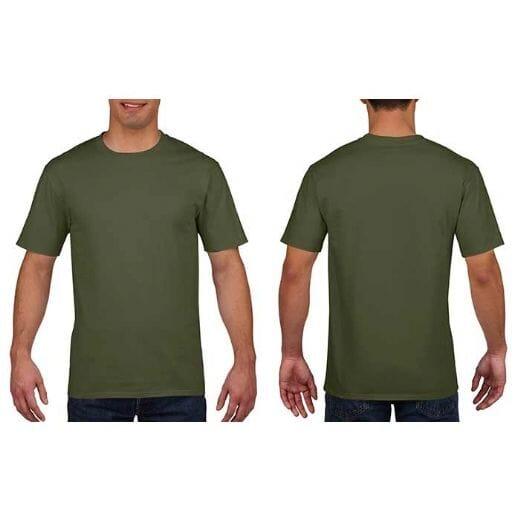 T-shirt Gildan PREMIUM COTTON - uomo - 36