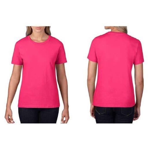 T-shirt GILDAN Premium Cotton - DONNA - 31