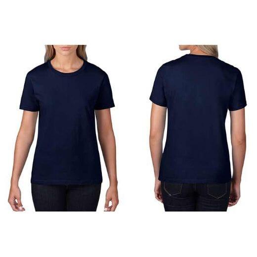 T-shirt GILDAN Premium Cotton - DONNA - 21