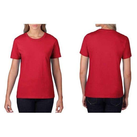 T-shirt GILDAN Premium Cotton - DONNA - 11