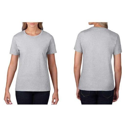 T-shirt GILDAN Premium Cotton - DONNA - 41