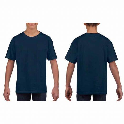 T-shirt Gildan SOFT STYLE da bambino - 21