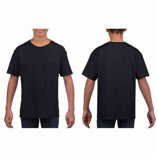 T-shirt Gildan SOFT STYLE da bambino - 31