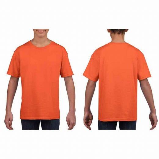 T-shirt Gildan SOFT STYLE da bambino - 41