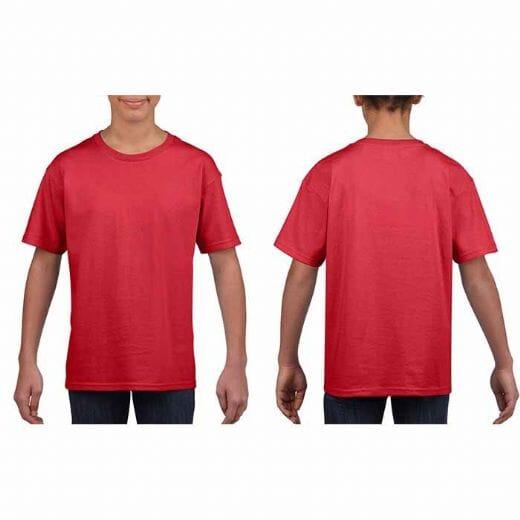 T-shirt Gildan SOFT STYLE da bambino - 16