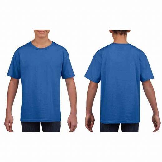 T-shirt Gildan SOFT STYLE da bambino - 46