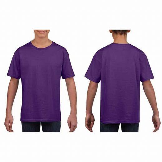 T-shirt Gildan SOFT STYLE da bambino - 36