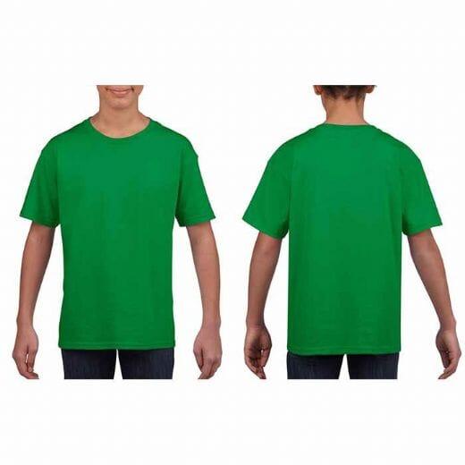 T-shirt Gildan SOFT STYLE da bambino - 26