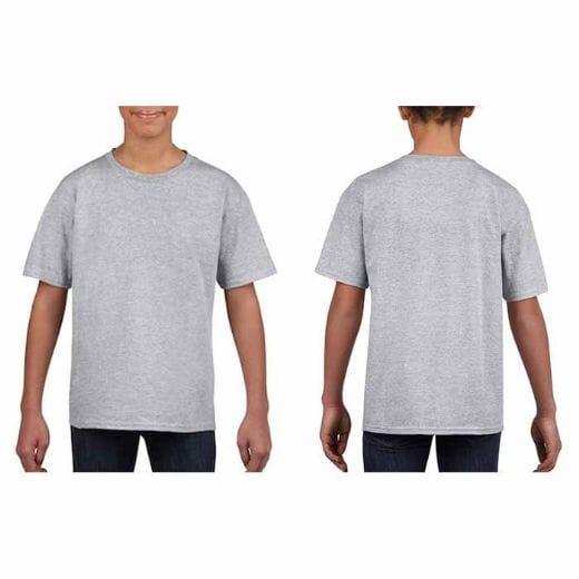 T-shirt Gildan SOFT STYLE da bambino - 51